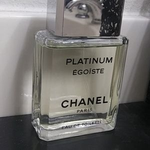 Chanel Platinum Egoiste 3.4 Fl OZ